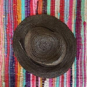 NWT Banana Republic straw bucket hat